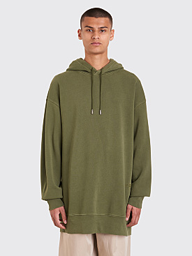 Acne Studios Fala Wash Sweatshirt Hunter Green