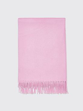 Acne Studios Canada New Scarf Lilac Purple