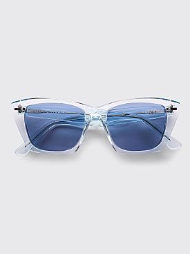 Acne Studios Ingridh Sunglasses Blue / Aqua