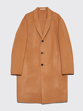 Acne Studios Chad Coat Camel
