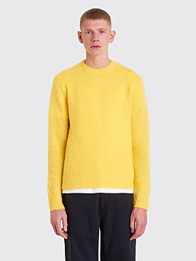 Acne Studios Peele Sweater Yellow