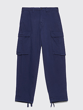 Acne Studios Pat New GD Pants Navy