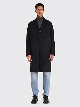 Acne Studios Chad Coat Black