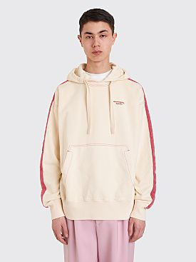 Acne Studios Hooded Sweatshirt Ecru Beige