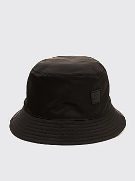 Acne Studios Buk Face Hat Black