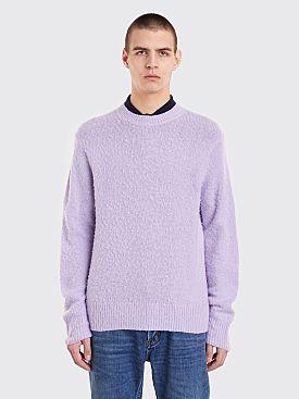 Acne Studios Peele Sweater Lavender
