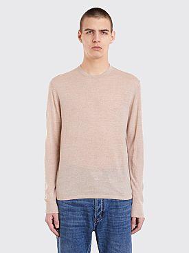 Acne Studios Nipo Sweater Oatmeal Melange