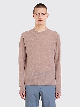 Acne Studios Niale Sweater Beige Melange