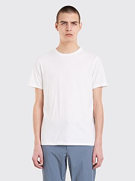 Acne Studios Measure T-Shirt Optic White