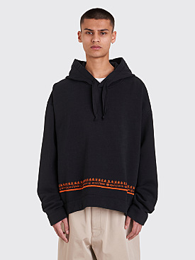 Acne Studios Orinak Hood Crayfish Sweatshirt Black
