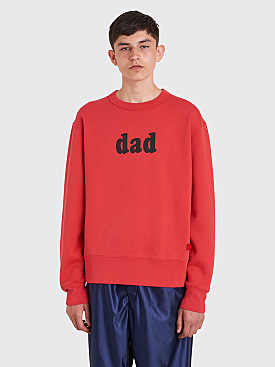 Acne Studios FA-IX-SWEA000002 Sweater Red
