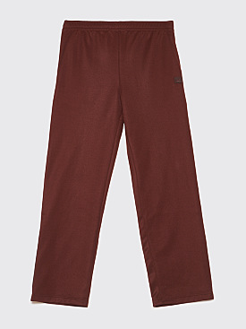 Acne Studios Norwich Face Pants Chocolate
