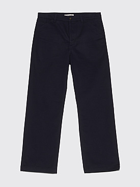 Acne Studios FN-MN-TROU000010 Chino Pants Navy