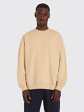 Acne Studios Crewneck Sweatshirt Oat Beige