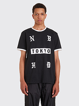 Adidas x Neighborhood Logo T-Shirt Black