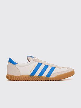 Adidas Originals Indoor Kreft Chalk White / Bright Blue