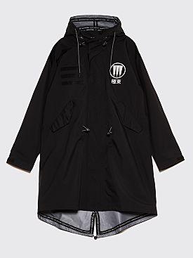 Adidas Originals Neighborhood M-51 Jacket Black
