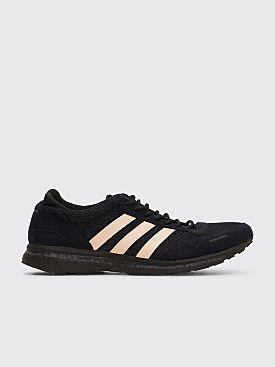 Adidas by UNDEFEATED Adizero Adios Core Black / Dune