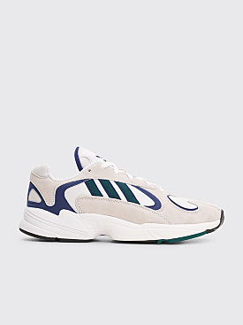 Adidas Originals Yung-1 White / Noble Green
