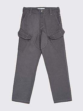 AFFIX 5 Pocket Service Pants Dark Grey