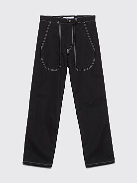 AFFIX Tradesman Pants Black
