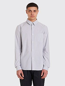 A.P.C. Franklin Shirt Blue