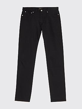 A.P.C. Petit New Standard Jeans Black