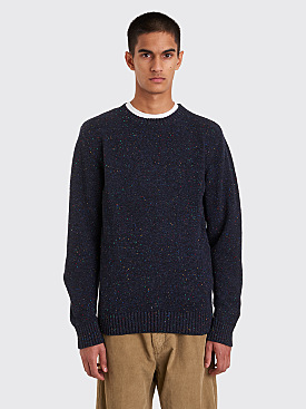 A.P.C. Rory Sweater Navy Blue