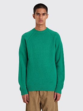A.P.C. Claudio Sweater Green