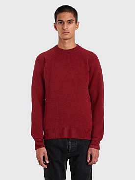 A.P.C. Markus Sweater Red
