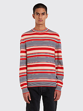 A.P.C. Scott Sweater Red
