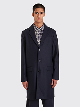 A.P.C. Majordome Coat Dark Navy