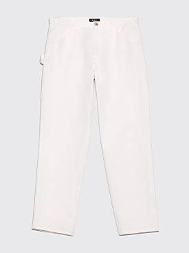 A.P.C. Job Pants Off-White