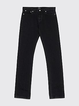 A.P.C. Petit Standard Jeans Faux Black