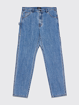 A.P.C. Job Pants Indigo