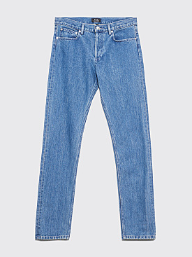 A.P.C. Petit Standard Jeans Washed Indigo