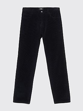 A.P.C. Baggy Corduroy Jeans Faux Black