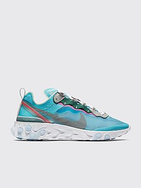 Nike React Element 87 Royal Tint / Black / Wolf Grey