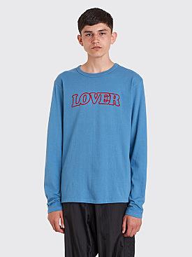 Bianca Chandôn Lover Longsleeve T-Shirt Riverside Blue