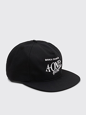 Bianca Chandôn A-One Record Shop Hat Black