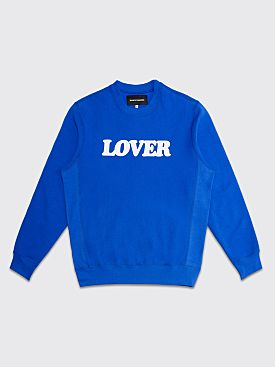 46dde6f473e167 Bianca Chandôn Lover Sweatshirt Blue