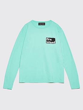 Bianca Chandôn x Tom Bianchi Fire Island Longsleeve T-shirt Mint