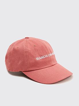 Bianca Chandôn x Tom Bianchi Logo Cap Pink