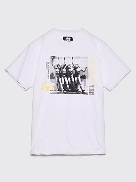 Brain Dead Regrets T-Shirt White