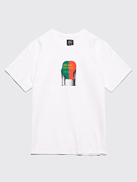 Brain Dead Amon T-shirt White