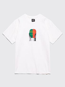 Brain Dead Amon T-shirt White