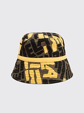 Carhartt WIP x Fela Kuti Bucket Hat Rover Green
