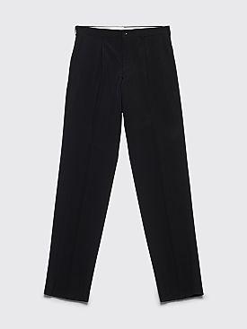 Comme des Garçons Homme Plus Tropical Wool Pants Black