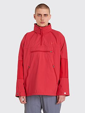 Junya Watanabe MAN eYe x Gore-Tex Windstopper Jacket Red