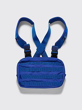 Junya Watanabe MAN Chest Bag Blue